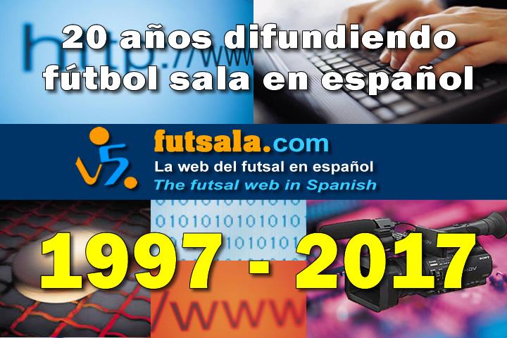 2o Aniversario de futsala.com