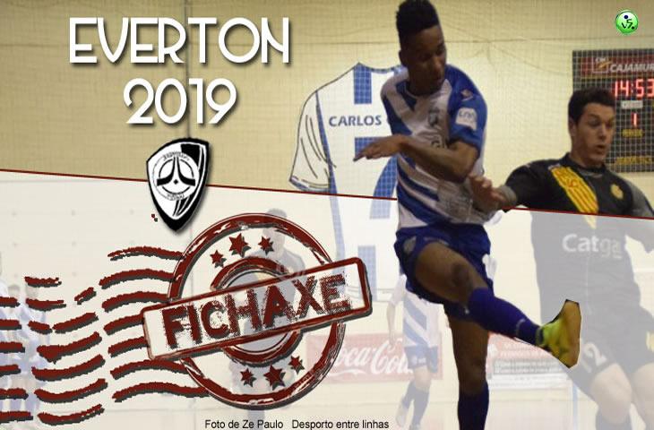 Santiago Futsal incorpora a Everton