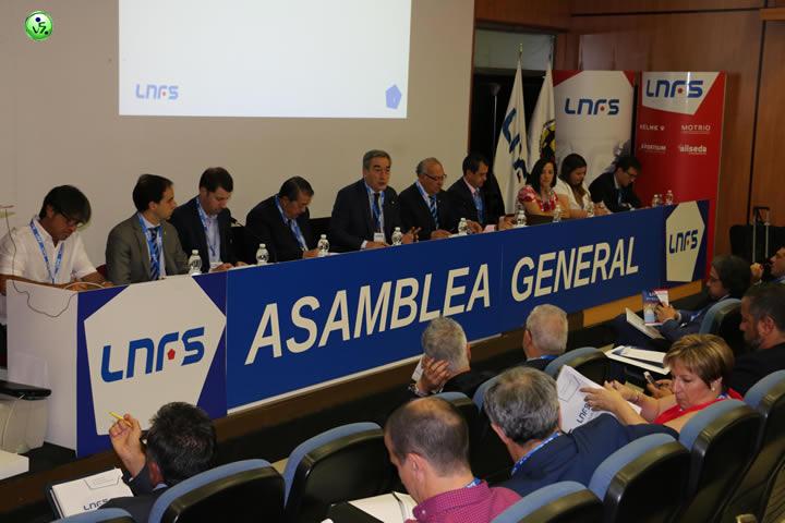 La LNFS convoca elecciones a la presidencia