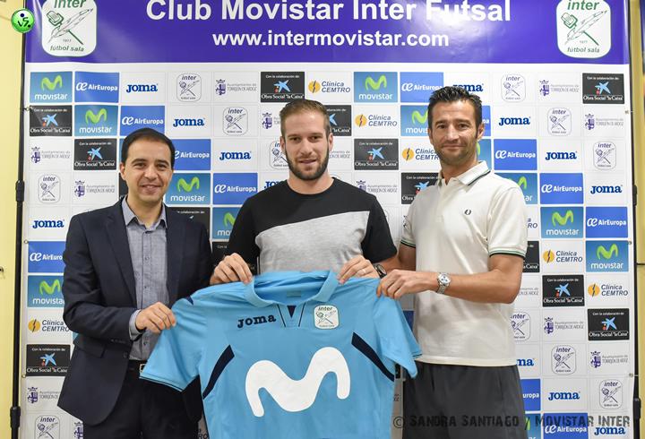Solano ficha por Movistar Inter