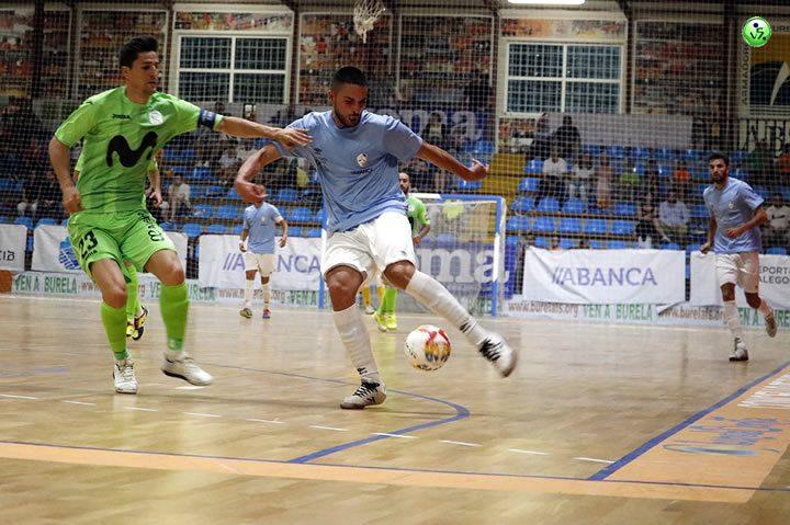 Santiago campeon del torneo de Burela