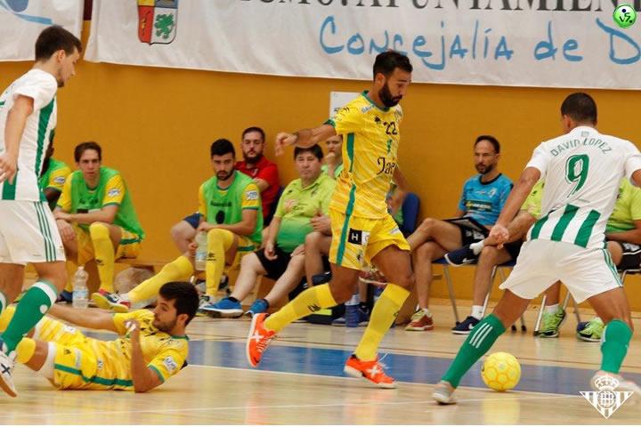 La Copa de Andalucia para el Jaen