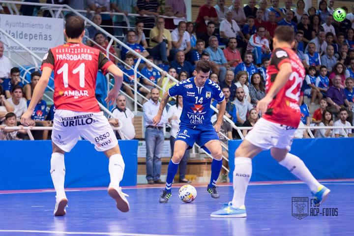 Dieciseisavos de la Copa del Rey de Futsal