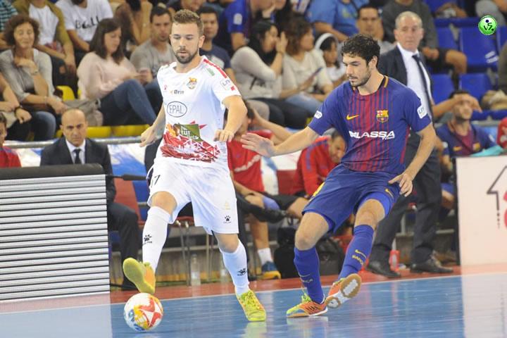 Victoria con claridad del FC Barcelona