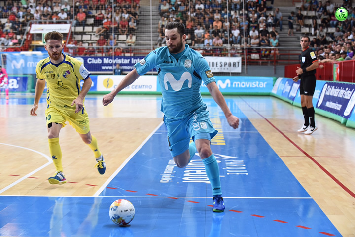 Gran Canaria no fue rival para Movistar Inter