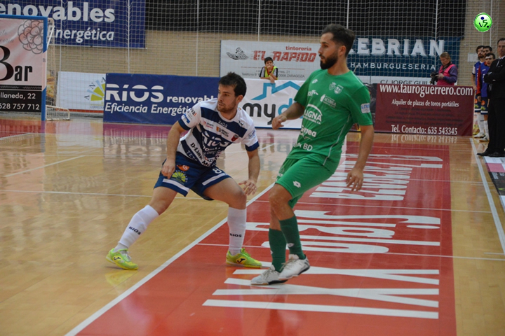 Osasuna Magna se impone en Zaragoza