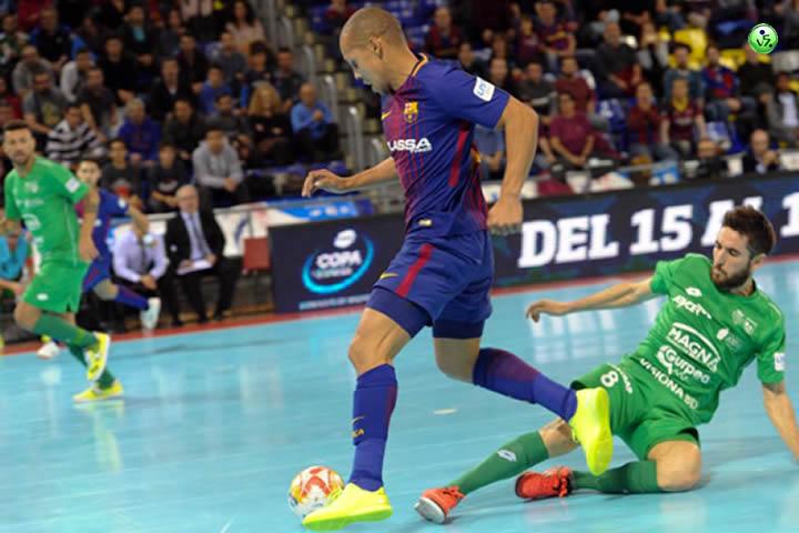 Barcelona y Osasuna se reparten los puntos