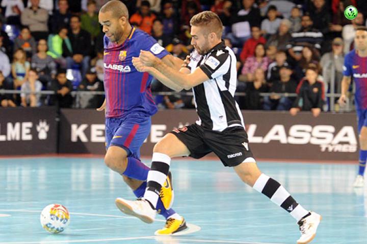 FC Barcelona lider tras vencer al Levante