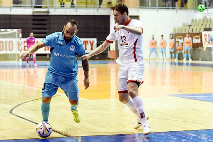 Comienza en Torrejon la Elite UEFA Futsal Cup