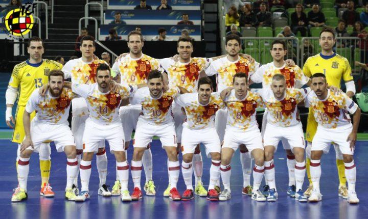 España a la final tras vencer en los penaltis