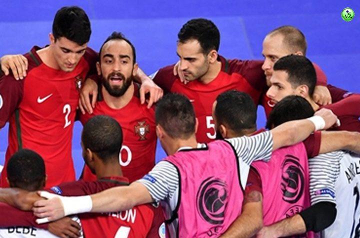 Portugal Campeon de la Eurofutsal UEFA 2018