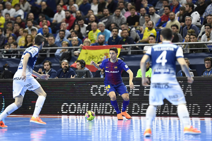 Los penaltis eliminan al FC Barcelona