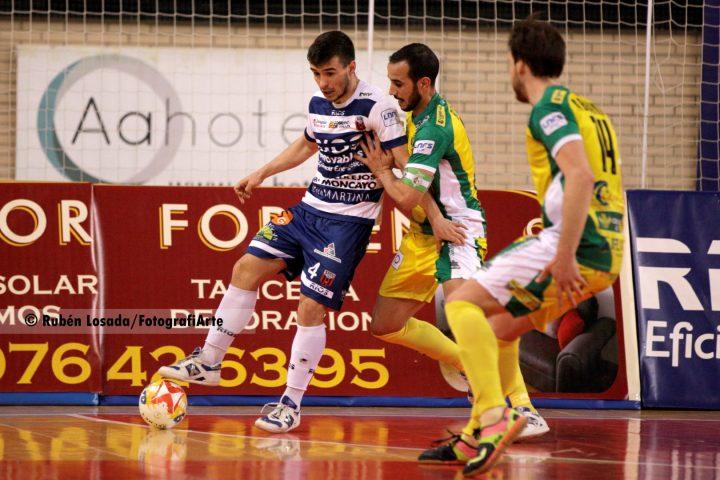 Jaen-Rios R Zaragoza vuelta Copa del rey