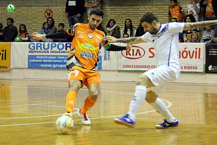 Ribera Navarra se mete en zona de play-off