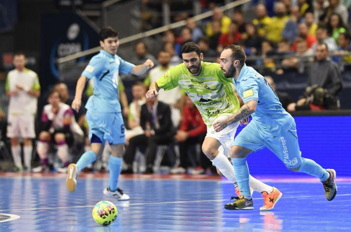 Movistar Inter finalista de la copa
