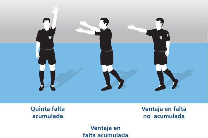 señales arbitro 4