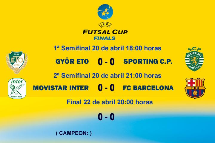 El viernes comienza la Final Four en Zaragoza