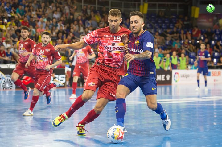 PlayOFF semifinal Barcelona-Pozo