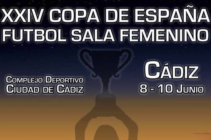 La Copa de España Femenina 2018 en Cadiz
