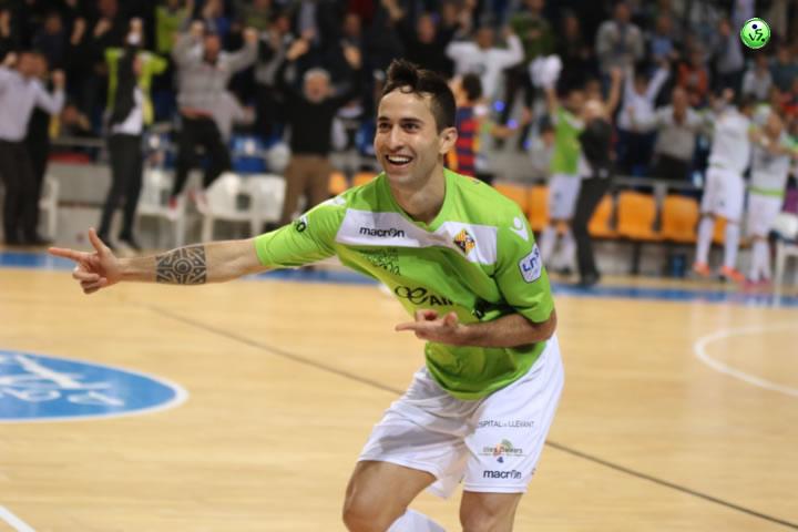 Joao vuelve al Palma Futsal