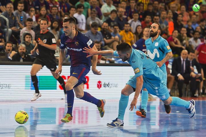 El FC Barcelona fuerza el quinto partido