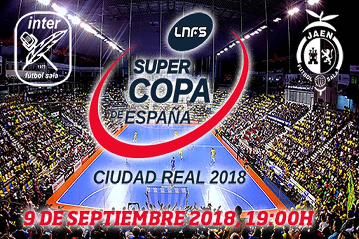 La Supercopa de España 2018 en Ciudad Real
