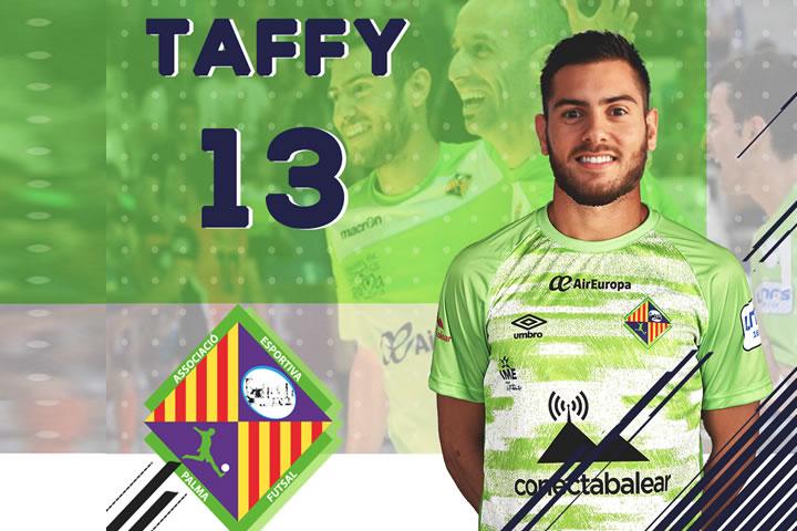 Taffy vuelve al Palma Futsal
