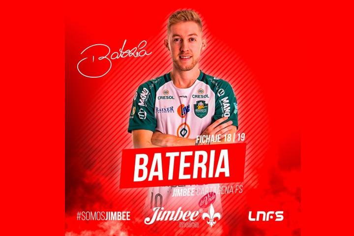 Bateria regresa a la Liga Española