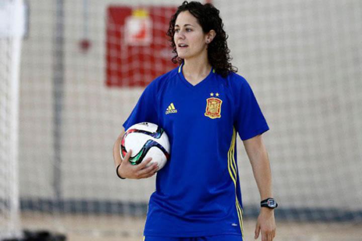 Convocatoria Seleccion Femenina de Futsal