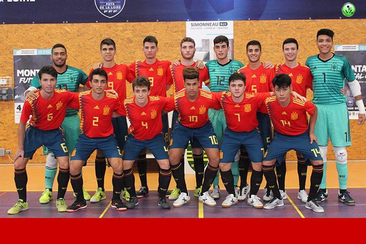 Spain Sub 19
