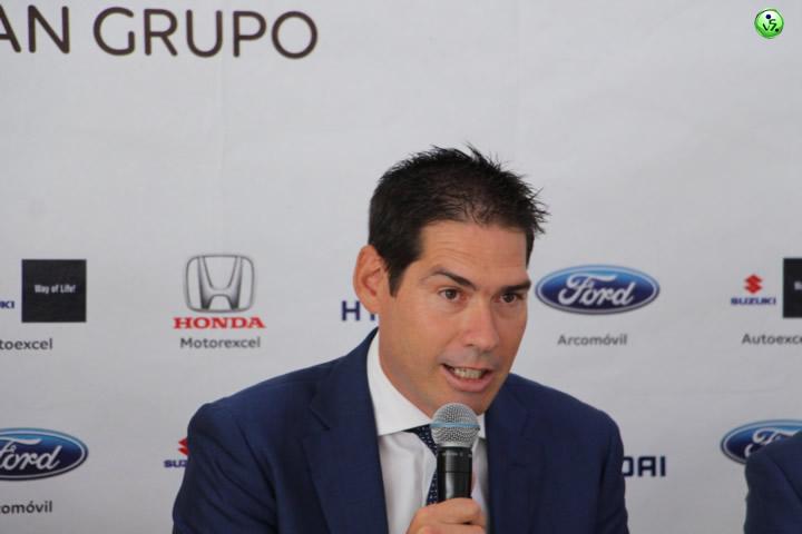Kike Bonet Vicepresidente del Pozo Murcia