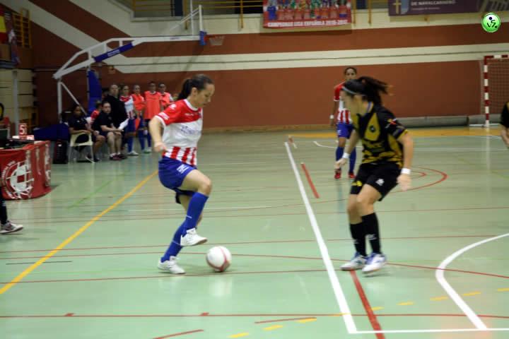 La Supercopa Femenina para el Navalcarnero