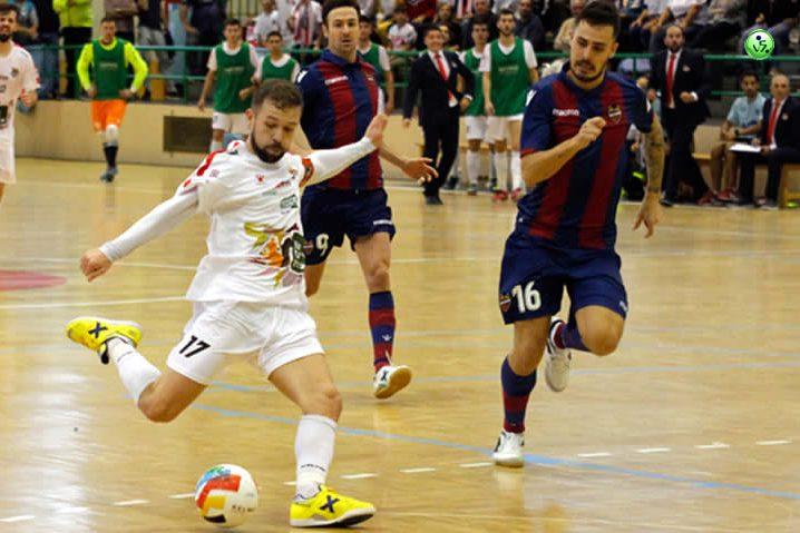 J5 LNFS Segovia VS Levante