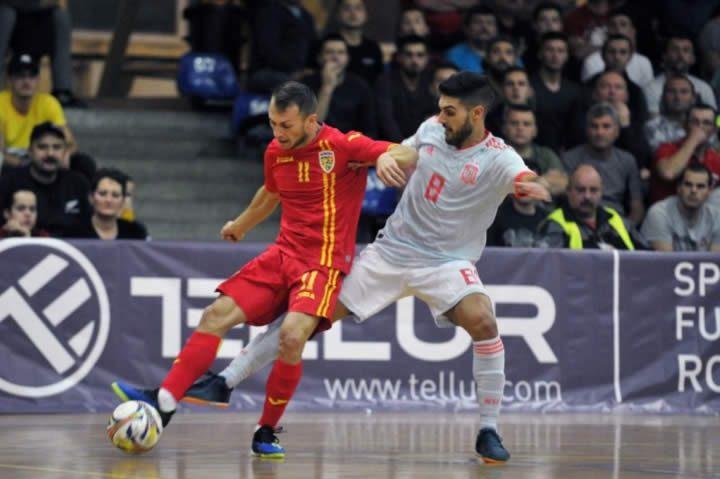 SPAIN vs RUMANIA 2018