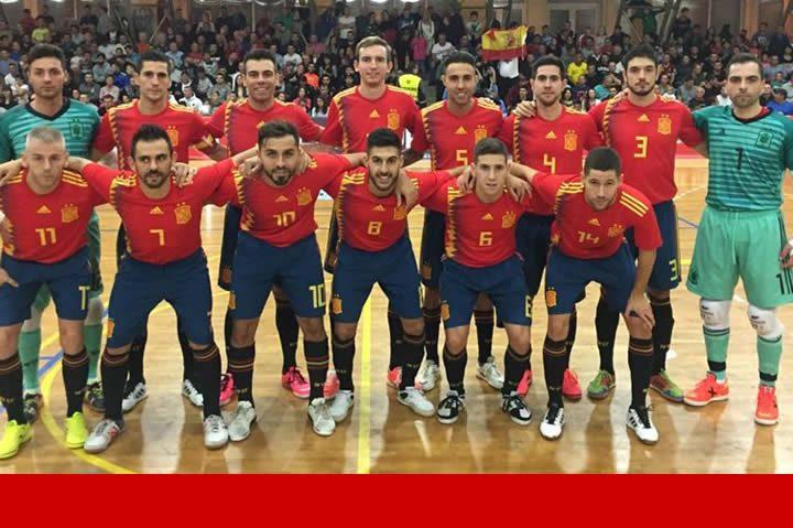 Spain VS Rumania