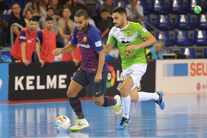 J9 LNFS Barcelona VS Palma