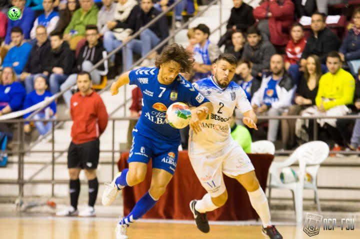 j9 LNFS Valdepeñas VS UNA