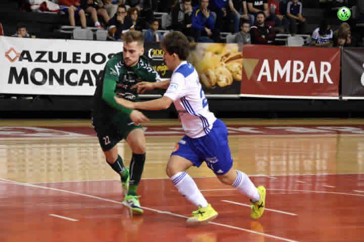 J9 LNFS Zaragoza VS Osasuna