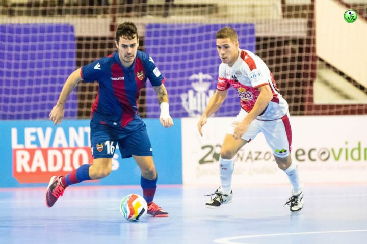 J9 Levante VS Pozo