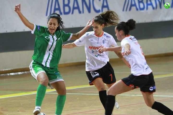 J10 Femenina OurenseGuadalcacin