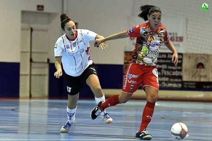 J10 Femenina Poio VS Leganes