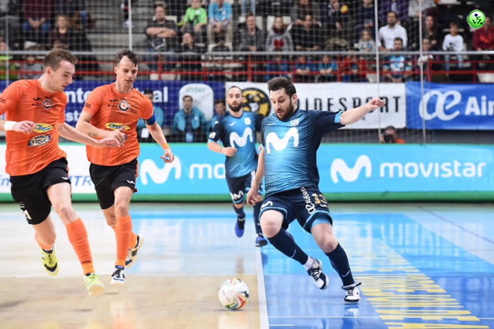 J14 Inter VS Ribera Navarra