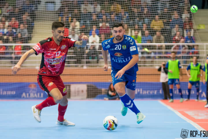 J19 LNFS Valdepeñas VS El Pozo