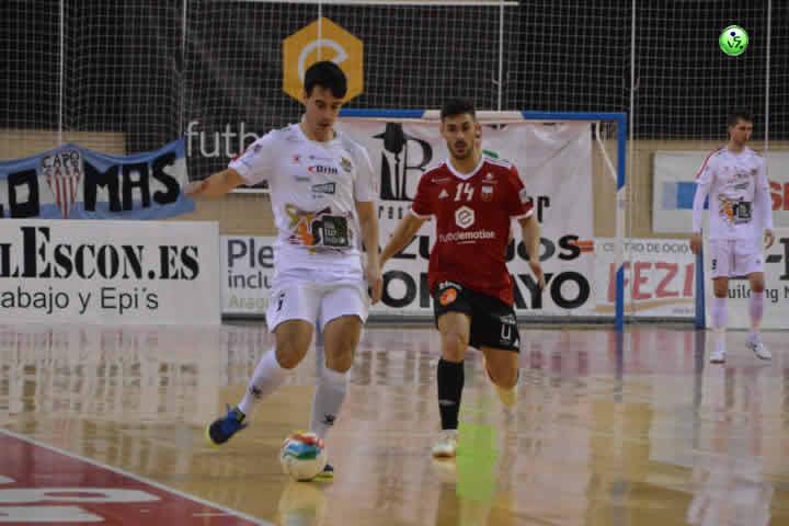 J19 LNFS Zaragoza VS Segovia