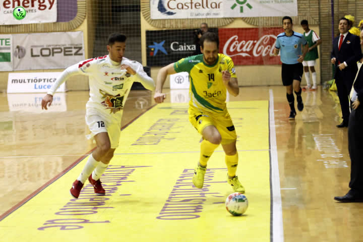 J22 LNFS Jaen VS Segovia