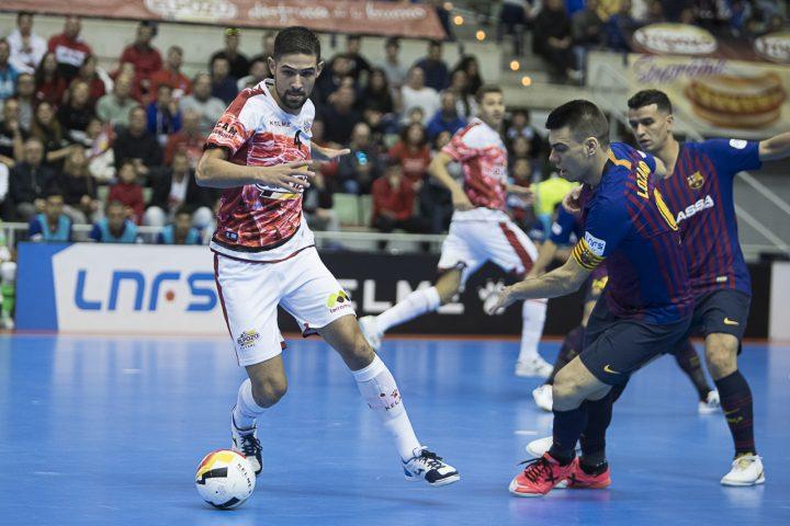 J22 LNFS Pozo VS Barcelona