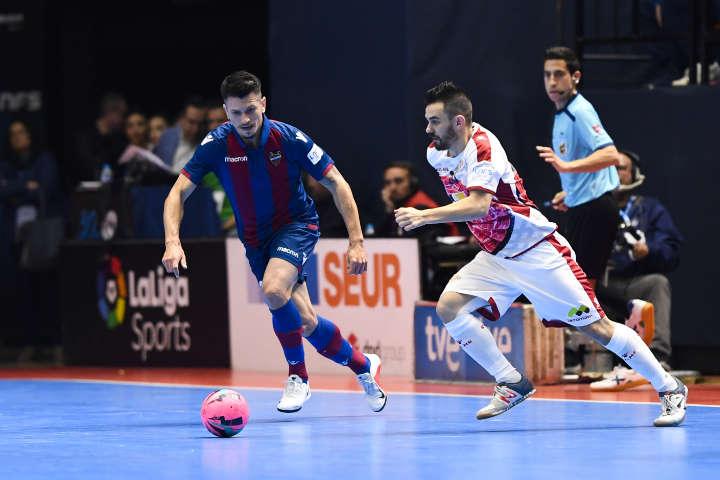 El Pozo Murcia segundo semifinalista