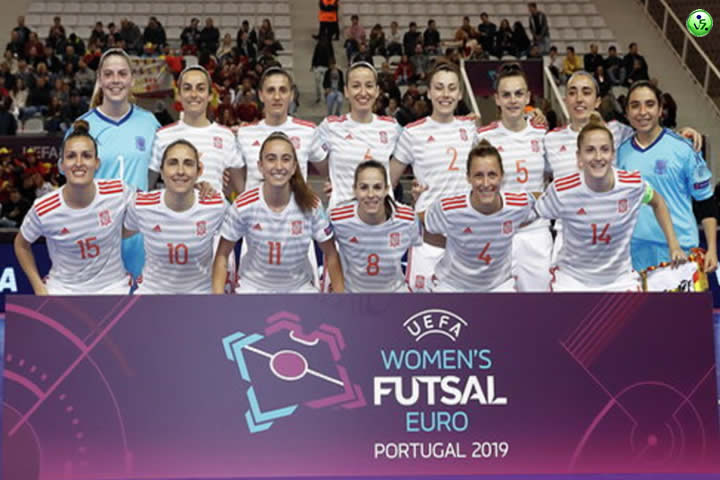 Spain Femenina 2019 EURO FUTSAL