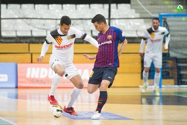 J26 Industrias VS Barcelona