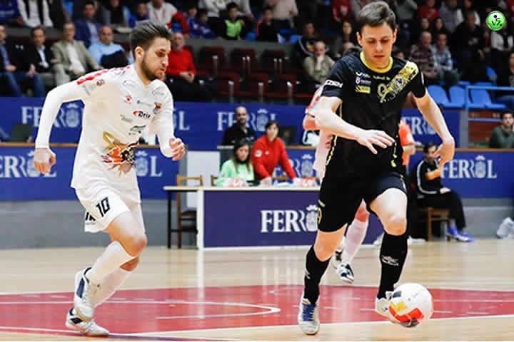 J26 LNFS Oparrulo VS Segovia